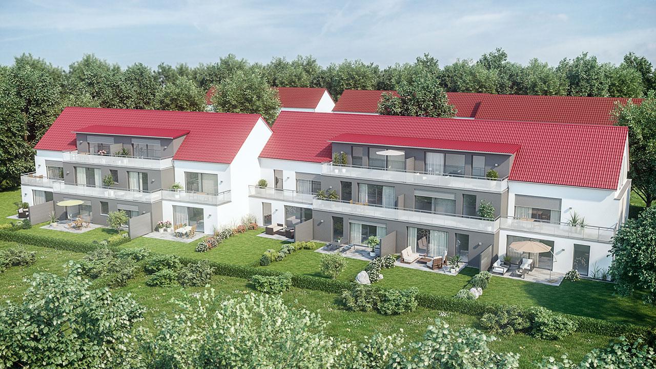 Wohnpark Wiesengrund Hersbruck - Heldmannsberger Weg 003