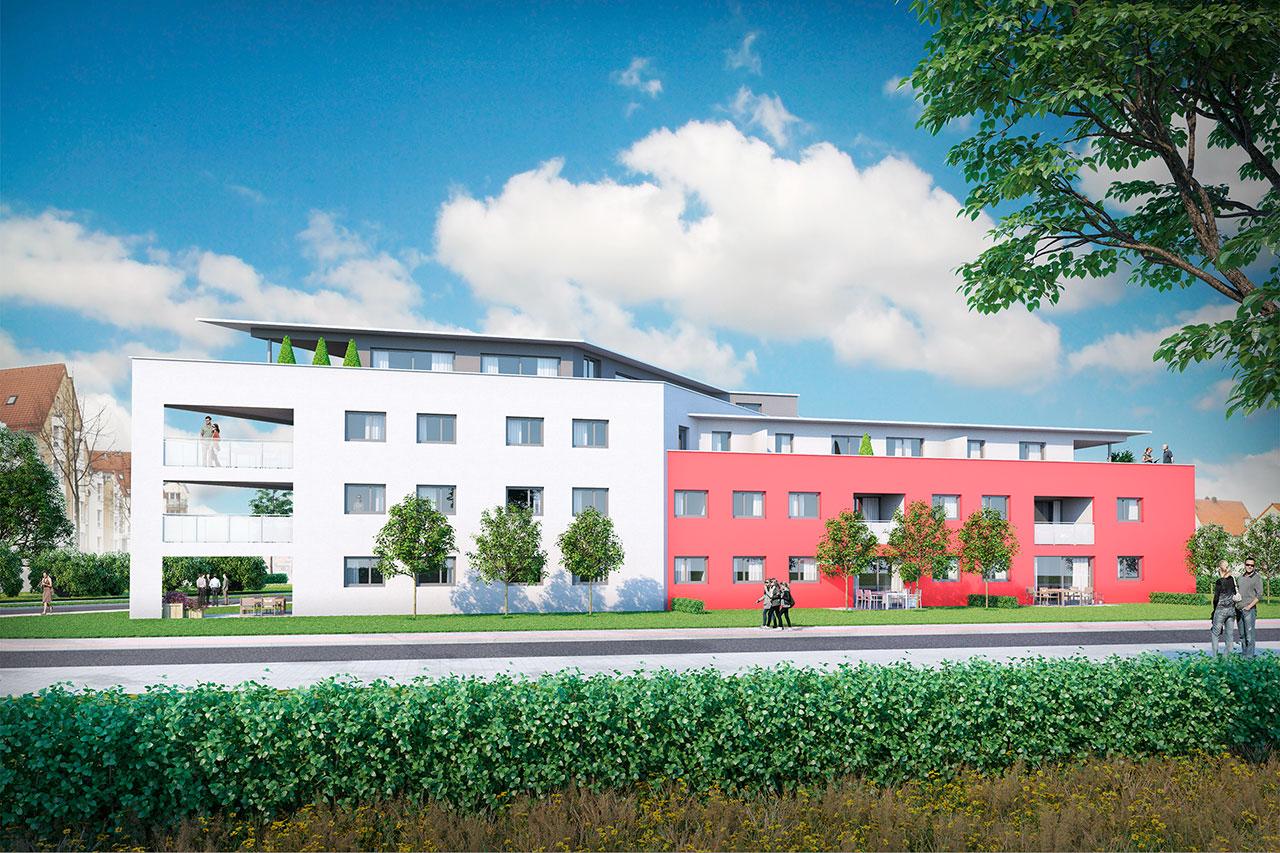 Referenzen - FEIHL Wohnbau GmbH - Delta One