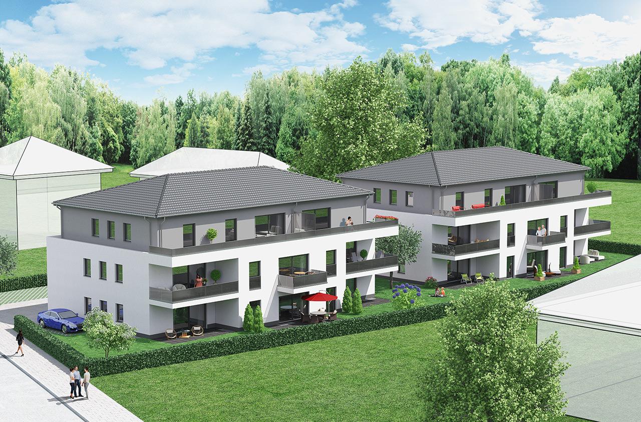 Wohnpark MH6 Mühlhausen - Hauptstraße 6 001