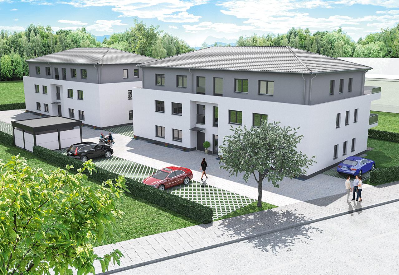 Wohnpark MH6 Mühlhausen - Hauptstraße 6 004
